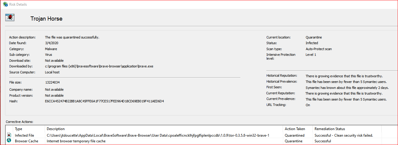 Malwarebytes Norton